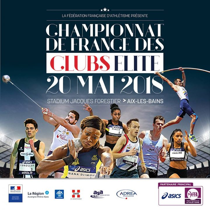 Championnat de France  des Clubs Elite
