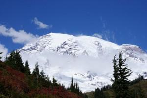 Le Mont Rainier par Robert Kraft