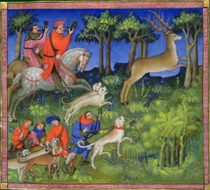 Gaston Phebus, le livre de chasse