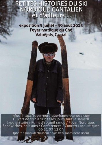 AFFICHE EXPO ÉTÉ 2015