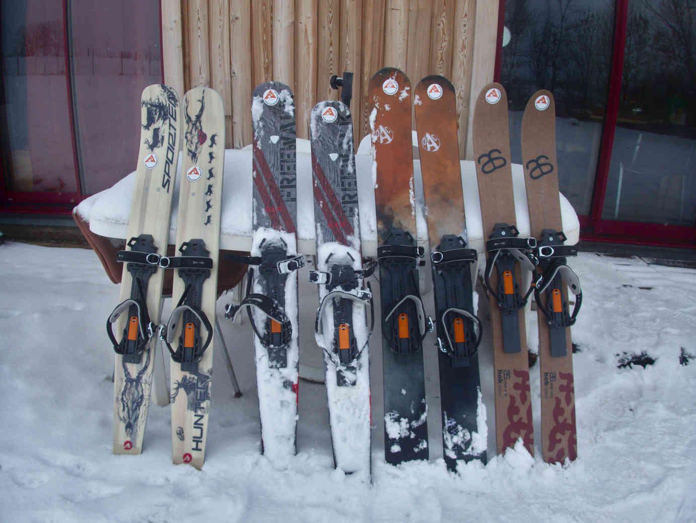 De nouveaux skis raquettes au foyer dès mercredi !