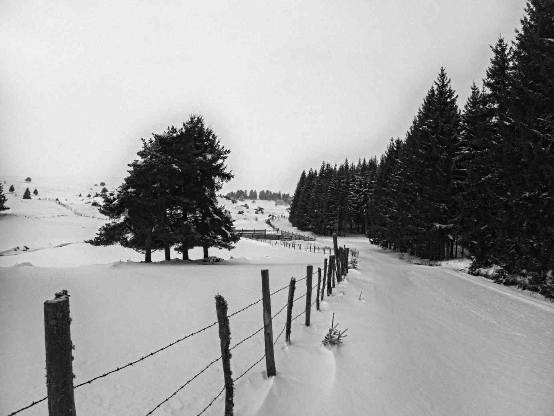 Un beau week-end au Ché  – en attendant les prochaines chutes de neige