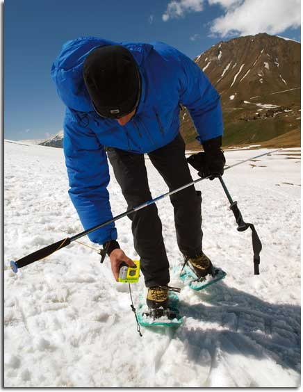 Atelier Détecteur de victimes d'avalanche (mercredi 20 février)